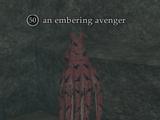 An embering avenger