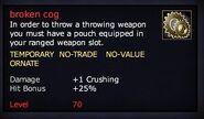 Broken Cog