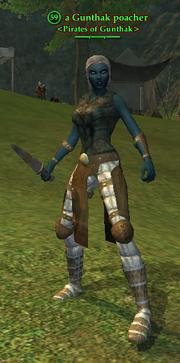 A Gunthak poacher