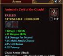Animist's Coif of the Citadel