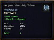 Augren Friendship Token