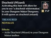 Drachnid (Wizard)