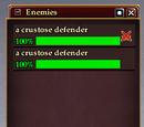 Threat List Window