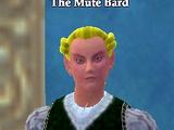 The Mute Bard