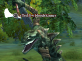 A Tsol Ew bloodskinner