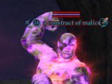 A construct of malice