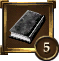 Achievement Icon black book 5