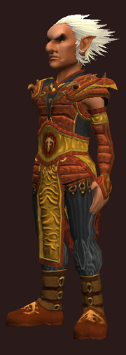Empyrean Gi of the Cenobite (Equipped)