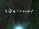 Spirit of magic
