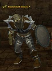 Weaponsmith Brothek