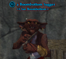 A Boombottom lugger