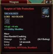 Scepter of Vale Protection