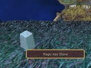Magic Key Stone