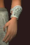 Sensei's Wrist Wraps of Perfection (Equipped)