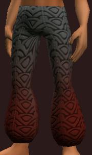 Seraphic Leggings of the Elementalist (Equipped)