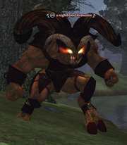 A nightblood tormentor