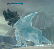 An arctic behemoth