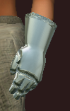 Shimmering Star Gauntlets (Equipped)