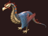 A Tamed Cockatrice (house item)