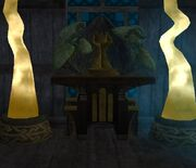 Humble Altar of Tunare (Visible)