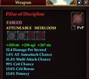 Pillar of Discipline