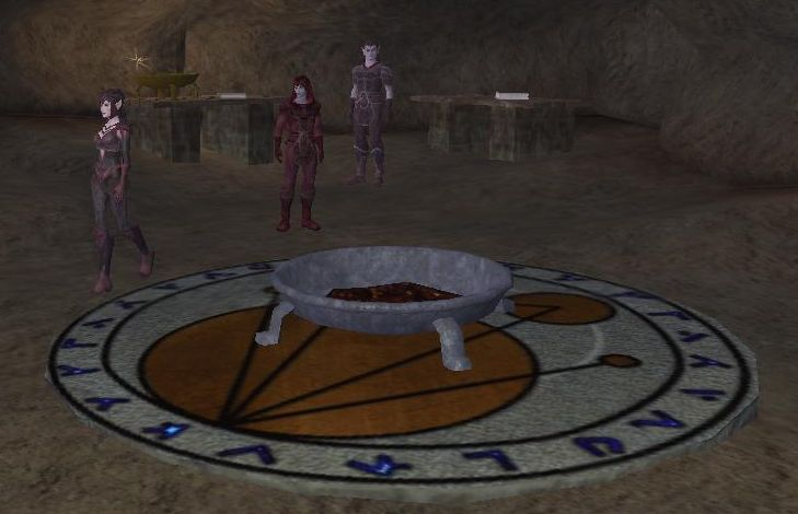Vorilon's Court