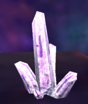 Aetherite crystal