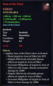 Dom of the Elani