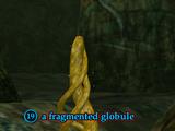 A fragmented globule
