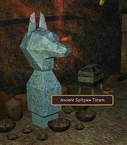 Ancient Splitpaw Totem
