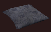 Blackhearted Pillow (Visible)