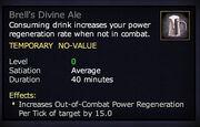 Brell's Divine Ale