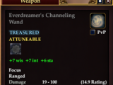 Everdreamer's Channeling Wand