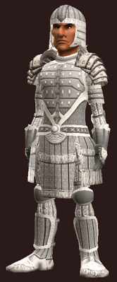 Forest Scion's Citadel (Armor Set) (Visible, Male)