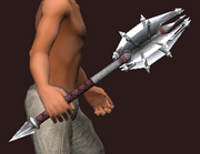 Mace of the Shadowed Soul (Equipped)