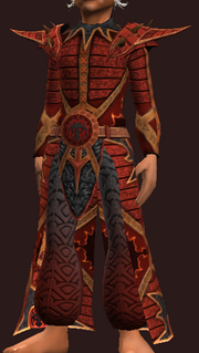 Seraphic Robe of the Occultist (Equipped)