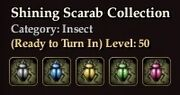 Shining Scarab Collection