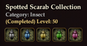 Spotted Scarab Collection