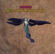 A razorwing skinshredder