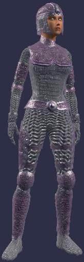 Awakened Scaleguard chain (female)