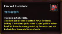 Cracked Blazestone