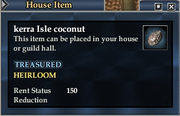 Kerra Isle coconut