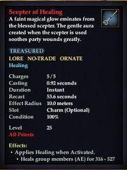 Scepter of Healing
