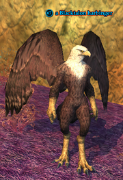 A Blacktalon harbinger