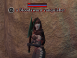 A Bloodsworn vanquisher (The Tombs of Night)