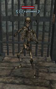 A prisoner Nek