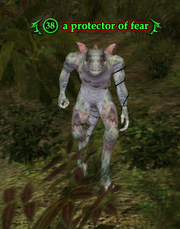 A protector of fear