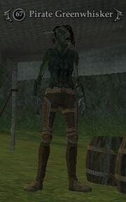 Pirate Greenwhisker