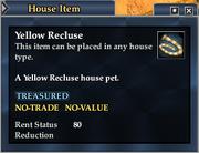 Yellow Recluse