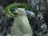 An ancient glacier bear